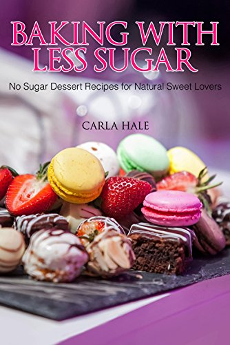 Baking with Less Sugar: No Sugar Dessert Recipes for Natural Sweet Lovers