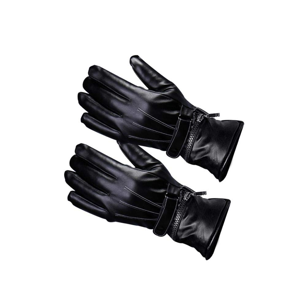 Winter Gloves Rechargeable Electric Warm Heated Gloves Heating Motorcycle Electric Heating Gloves in Winter Electric Car Charging Heating Gloves Warm for Men and Women