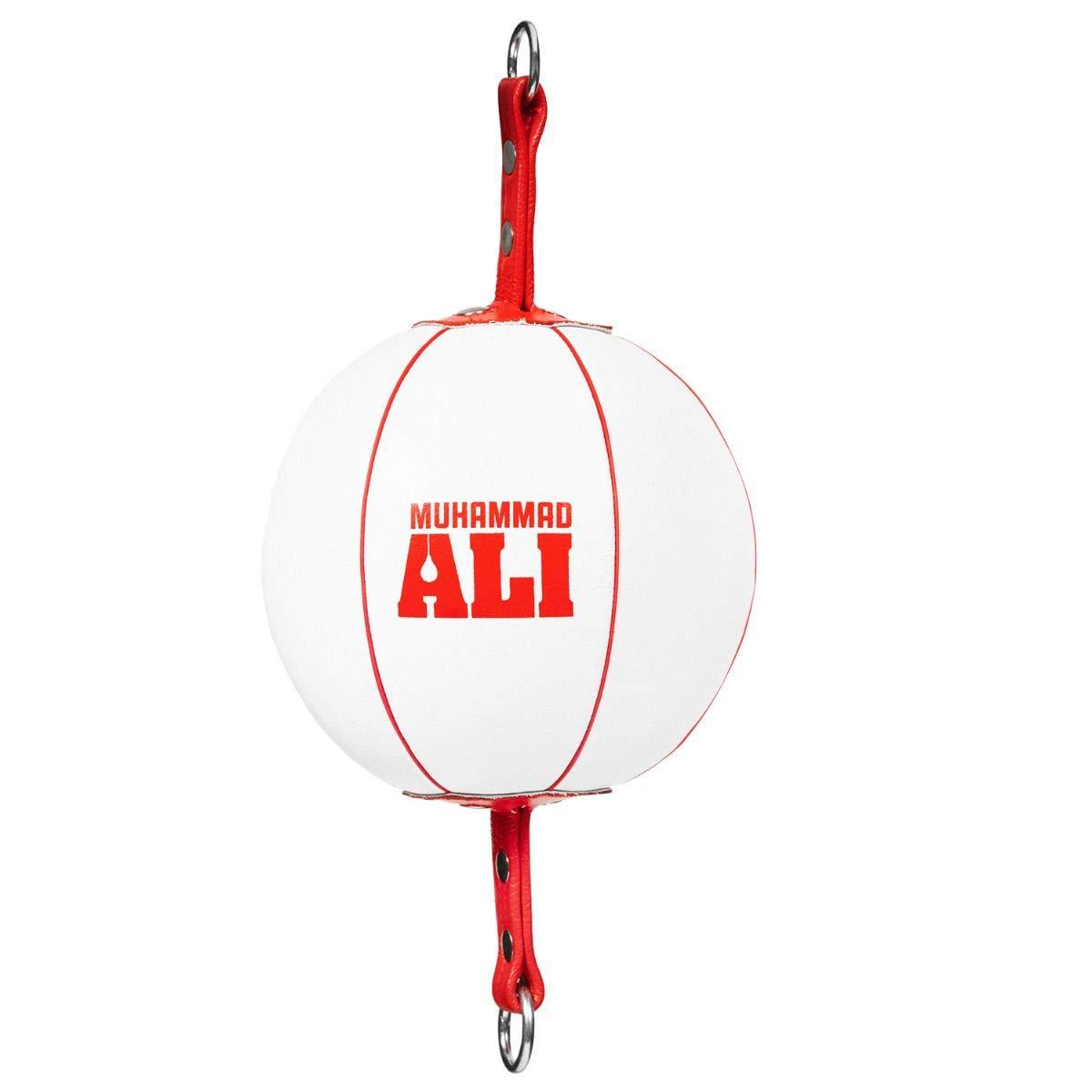 Title ALI Boxing ALI スティングダブルエンドバッグ B07QF4YJQN 7\ 7\ ホワイト/レッド B07QF4YJQN, コホクチョウ:f73d1d3d --- capela.dominiotemporario.com