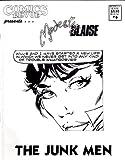 Comics Revue Presents- Modesty Blaise #9- The Junk Men