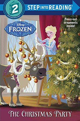The Christmas Party (Disney Frozen) (Step into (Ideas For Frozen Party)