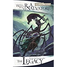 The Legacy: The Legend of Drizzt, Book VII