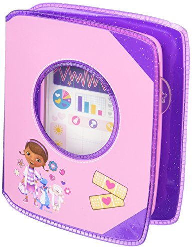 Just Play Doc McStuffins Hospital Big Book of Boo Boos Playset