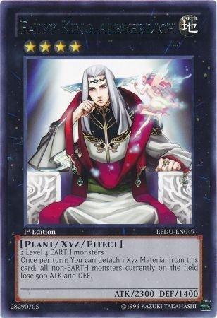 Yu-Gi-Oh! - Fairy King Albverdich (REDU-EN049) - Return of the Duelist - Unlimited Edition - Rare by ()