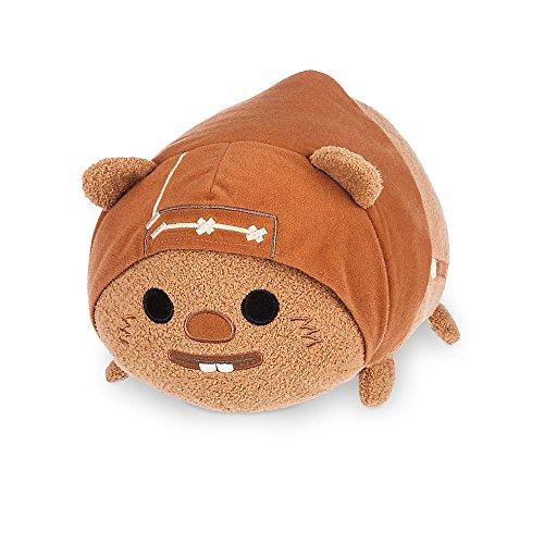 Star Wars Wicket Ewok ''Tsum Tsum'' Plush - Medium - 11 Inch