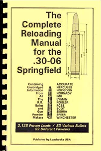 The Complete Reloading Manual for the  30-06 Springfield: Loadbooks
