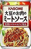 カゴメ 大豆のお肉のミートソース 295g
