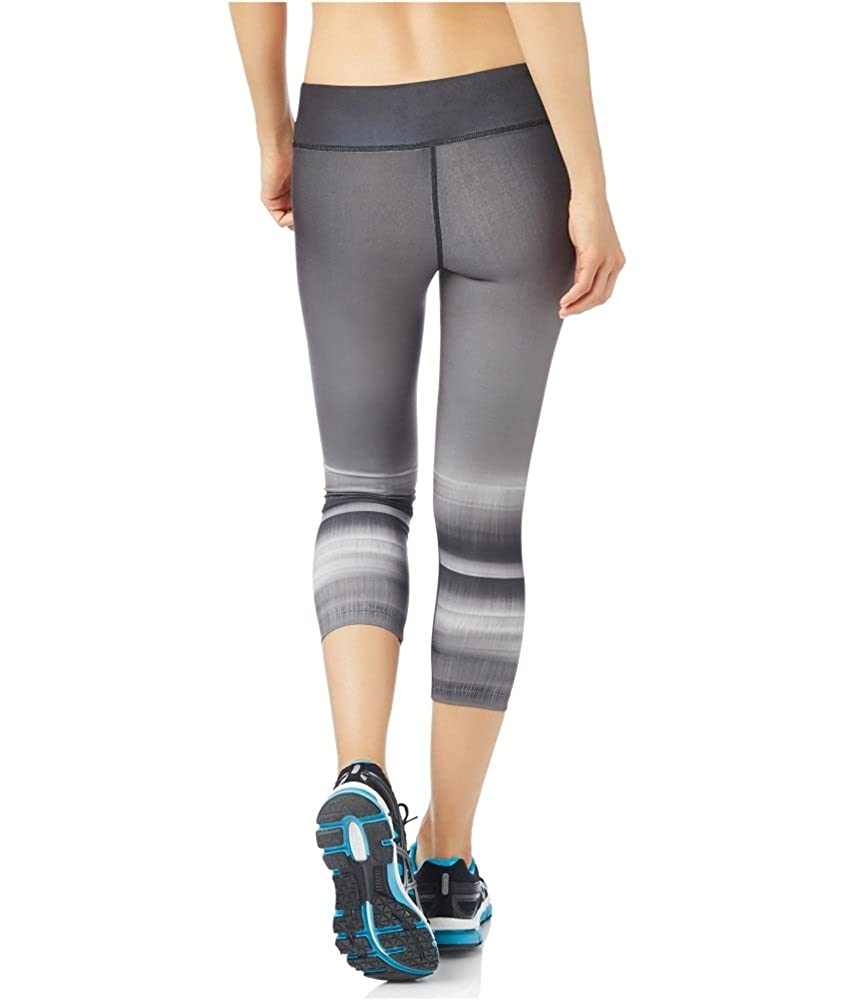 Aeropostale Womens Active Crop Athletic Track Pants