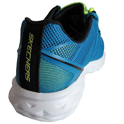 Skechers Mens 51436 Counterpart Propulsion Athletic Shoe Blue/Green c2BWlP