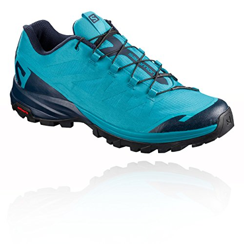 Azul De Zapatilla Salomon Outpath Trekking Womens Ss18 qwxY6