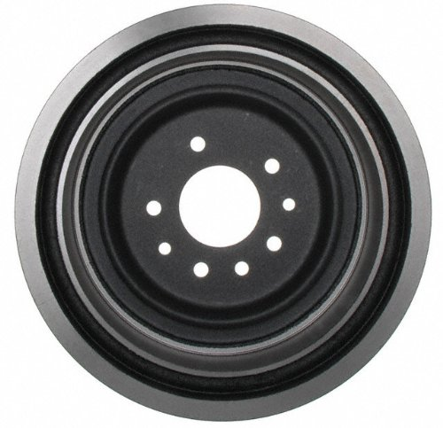 ACDelco 18B4 Professional Rear Brake Drum Assembly