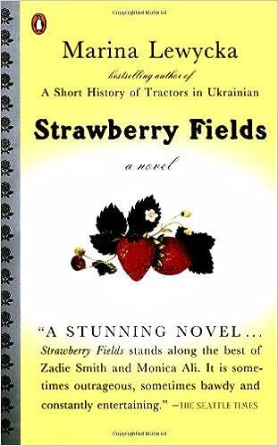 Strawberry fields marina lewycka 9780143113553 amazon books fandeluxe Gallery