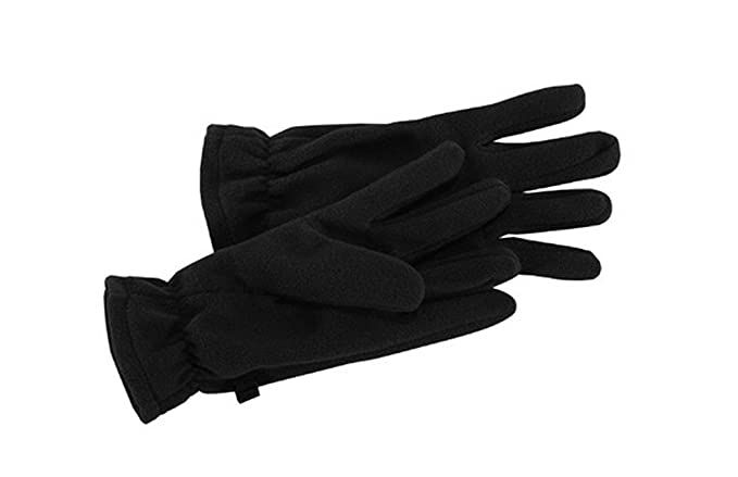 c4c96b36ced Amazon.com: Port Authority Fleece Gloves: Clothing