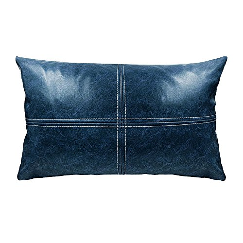 OJIA Luxury Soft Waterproof Animal Faux PU Leather Home Deco