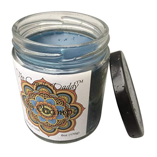 Nag Champa Scented Candle - 6 Ounce Jar Candle- Hand Poured in Indiana