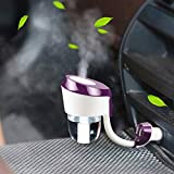 Best Car Diffusers - Vyaime Car Humidifier Diffuser Aromatherapy Essential Oil Diffuser Review