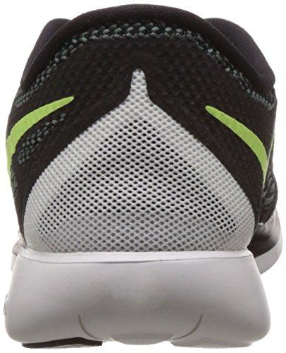 Nike Herren Free Trainer 5.0 V6 Trainingsschuh Schwarz / Volt-Magnet Grau-Gipfel Weiß