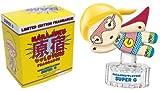 Gwen Stefani Harajuku Lovers Super G Eau De Toilette Spray Limited Edition for Women, 1 Ounce