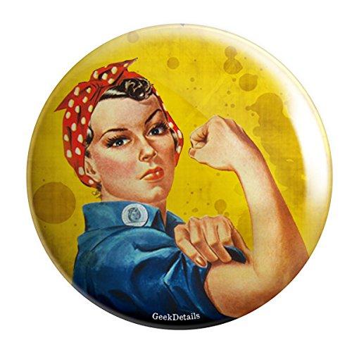 Geek Details Feminist Themed Pocket product image