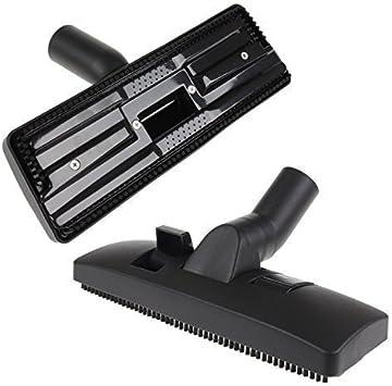 Cepillo universal para aspiradoras, 35 mm, color negro: Amazon.es: Bricolaje y herramientas