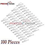 PRECISE CANADA: SET OF 100 DENTAL EXTRACTING FORCEPS #150 DENTAL EXTRACTION INSTRUMENTS