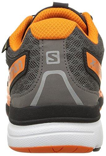 Salomon X-Scream 3D GTX - Zapatillas para hombre Negro (Asphalt / Dark TR / Clem)