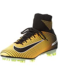 Mercurial Veloce III DF FG - Laser Orange & Black
