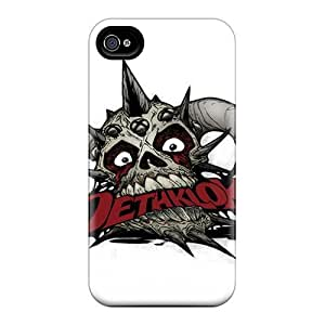 Rosesea Custom Personalized First-class Cases Covers For Iphone 6 Dual Protection Covers Dethklok