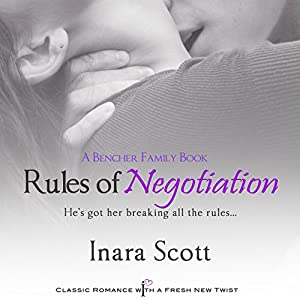 Rules of Negotiation Hörbuch