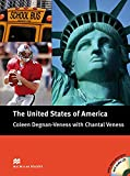 MacMillan Readers the United States of America Pre Intermediate Pack (MacMillan Cultural Readers. Pre-Intermediate Level)