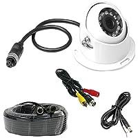 PYLE PRO PLCMRV9W Backup Parking/Reverse Camera (White)