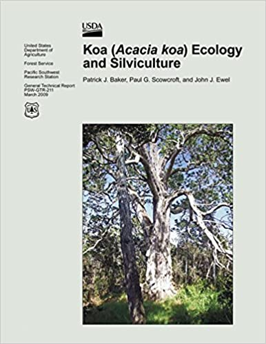 Koa (Acacia koa) Ecology and Silviculture