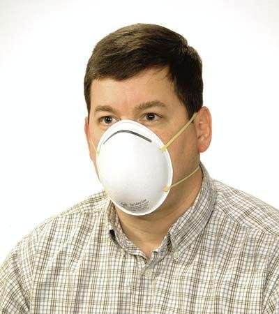 dcm particulate respirator n95 dust mask