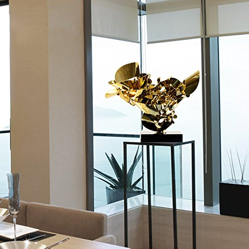 Ornamento Di Lustro Elemento Arte Scrivania Moderno Intrattenere Arredamento Scultura Tavolo Da Caffè Ufficio A Casa