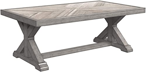 Signature Design Patio Coffee Table