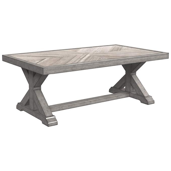 Amazon.com: beachcroft cóctel de comedor y mesa auxiliar ...
