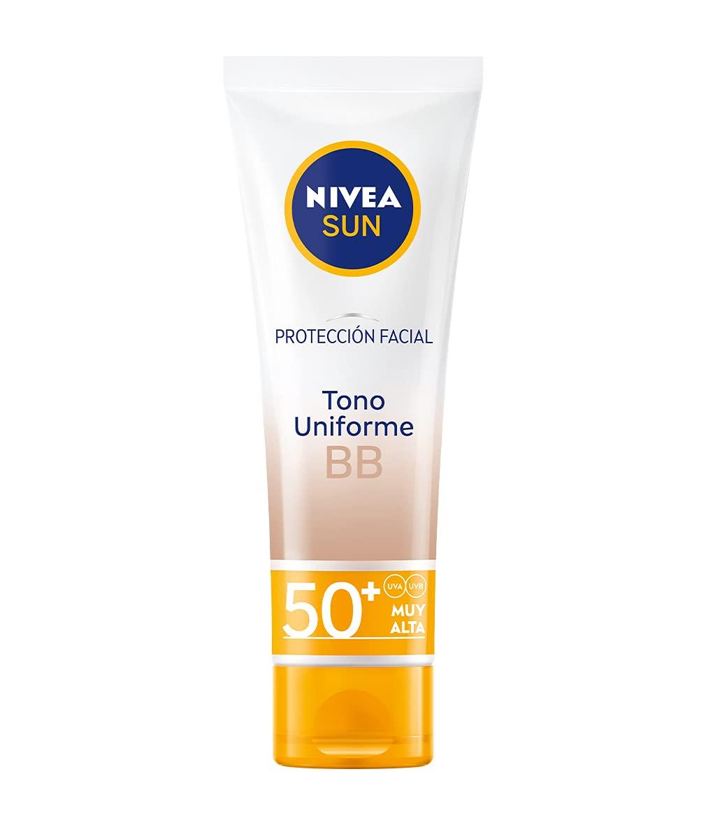 Protección Facial BB Antiedad FP50+, 50ml