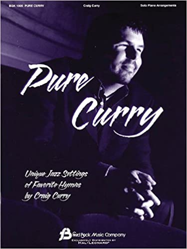 Book Pure Curry: Unique Jazz Settings of Favorite Hymns (Fred Bock Publications)