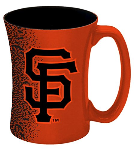MLB San Francisco Giants Mocha Mug, 14-ounce