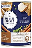 Farmers Market Pet Food Premium Natural Canned Wet Dog Food, 13.8 Oz Can, Chicken With Vegetables & Brown Rice Stew (Case Of 12) Review