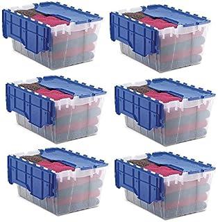 Amazoncom Akro Mils 66486 CLDBL 12 Gallon Plastic Storage KeepBox