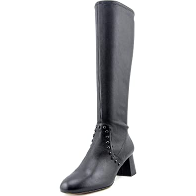 9ba38859d05f Amazon.com | Coach Woman s Britney Knee-High Boot (11) Black | Knee-High