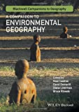 img - for A Companion to Environmental Geography (Wiley Blackwell Companions to Geography) book / textbook / text book