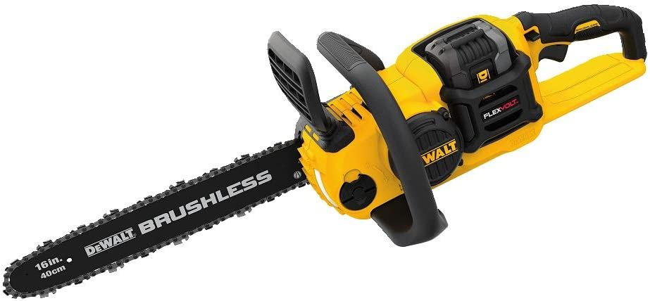 DEWALT DCCS670X1 FLEXVOLT 60V MAX Lithium-Ion Brushless 16 Cordless Chainsaw Kit 3.0AH