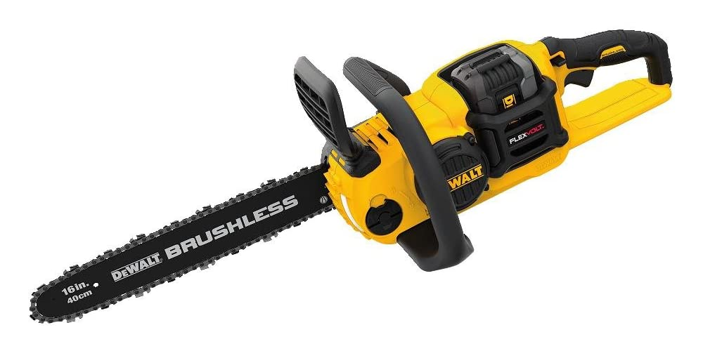 DEWALT FLEXVOLT 60V MAX Chainsaw Kit