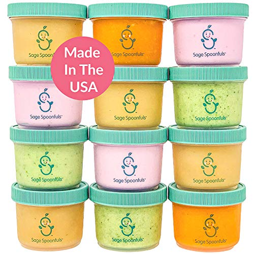 SAGE SPOONFULS Leakproof Baby