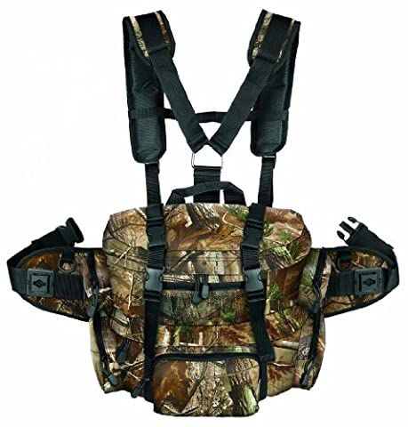 Allen Company Pathfinder Fanny Pack with Shoulder Straps (Realtree Ap) - Lash Point