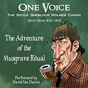 The Adventure of the Musgrave Ritual Audiobook