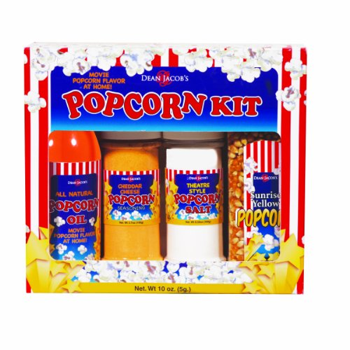UPC 715483812001, Fun Pack Foods Deluxe Popcorn Kit, 2.69-Pound