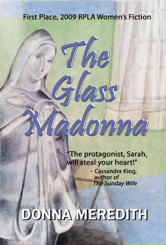 Madonna Glass - The Glass Madonna